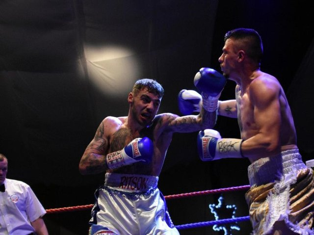 Jordan Ellison knocked out by Lewis Ritson in Northern Area title