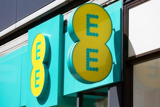 EE have been fined for breaking rules around electronic marketing (Photo: Shutterstock)