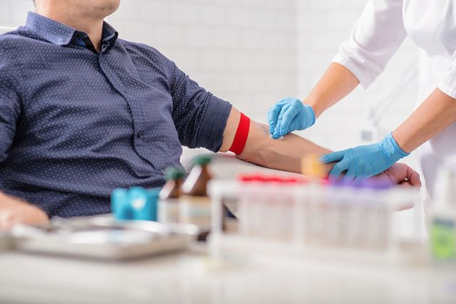 Do you know your blood type? (Photo: Shutterstock)