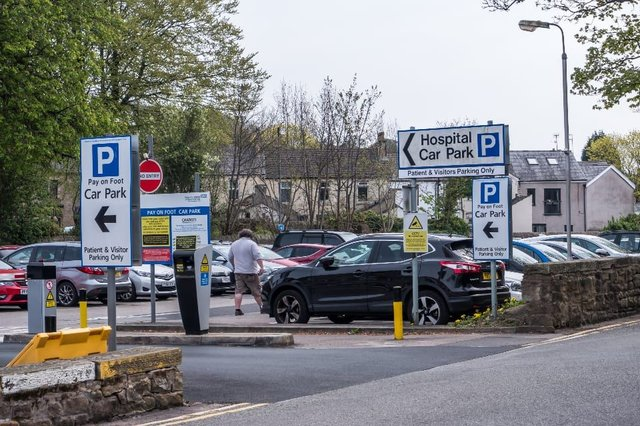 "Health ministers plan to reintroduce parking fees, stating emergency funding ""cannot continue indefinitely"". (Credit: Shutterstock)"