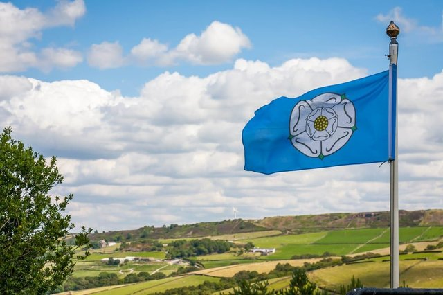 Once a year, people come together to celebrate all the region has to offer on Yorkshire Day (Photo: Shutterstock)