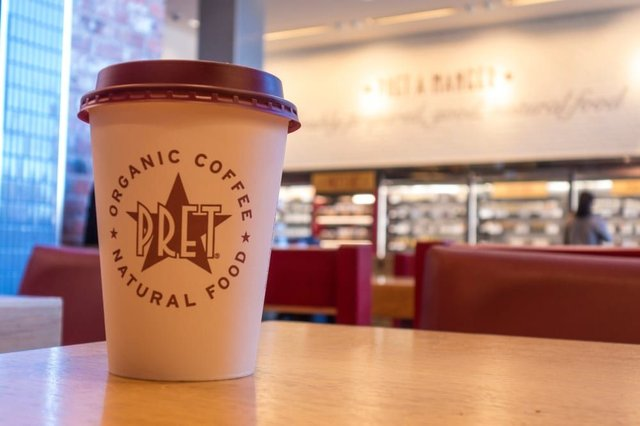 These Pret a Manger branches will not be reopening (Photo: Shutterstock)