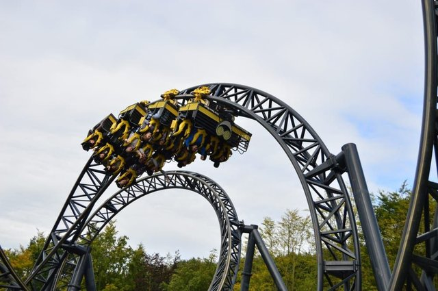England's theme parks reopened on 4 July (Photo: Shutterstock)