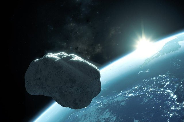 The asteroid was initially detected by the Zwicky Transient Facility in California, which holds a robotic telescope that scans the sky for asteroids and other moving objects. File Image. (Shutterstock)