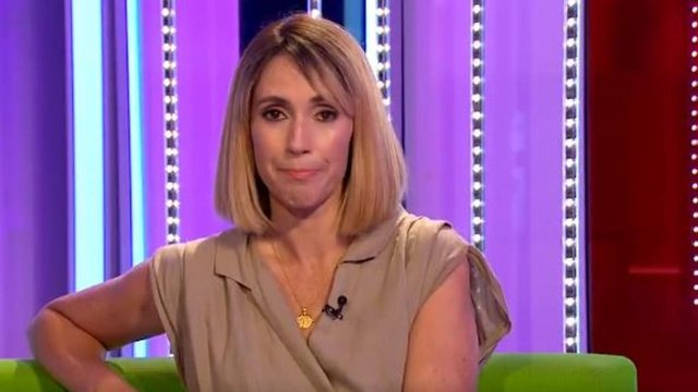 The presenter expressed her condolences for Motts' family (Photo: BBC/The One Show)