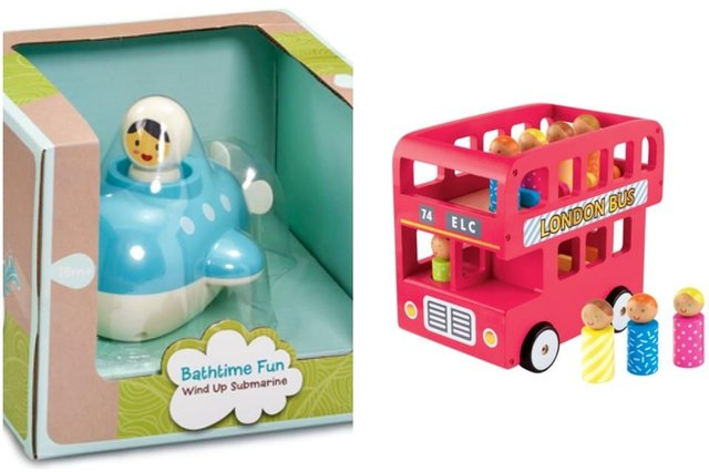 These Early Learning Centre toys have been recalled due to child safety risks (Photo: Shutterstock)