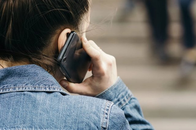 Have you received any strange phone calls? (Photo: Shutterstock)