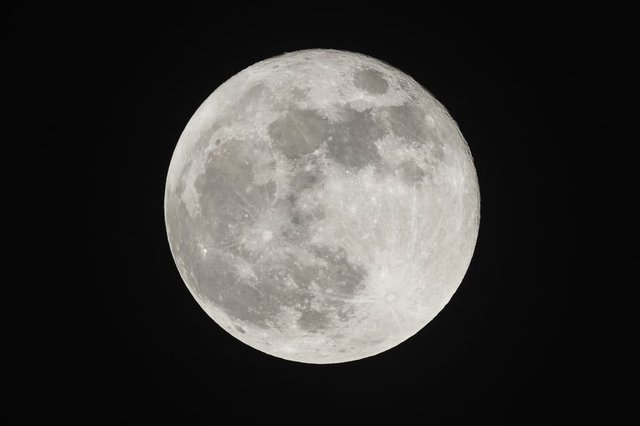 The moon has a major impact on how well we sleep - according to new research (Photo: Shutterstock)