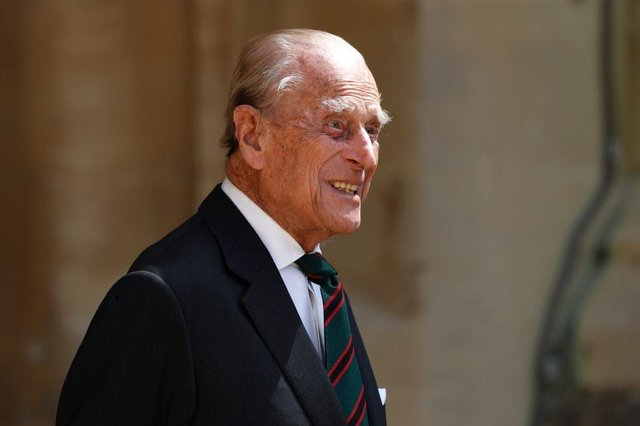 Prince Philip has been moved back to hospital King Edward VII's Hospital (Photo: Getty Images)