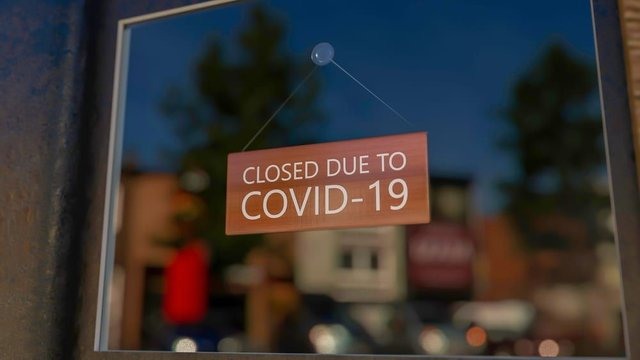 Almost 190,000 retail jobs have been lost since shops first closed their doors last year due to the Covid pandemic (Photo: Shutterstock)