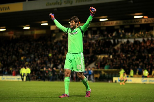 Goalkeeper Dimi Konstantopulos will leave Middlesbrough this summer.