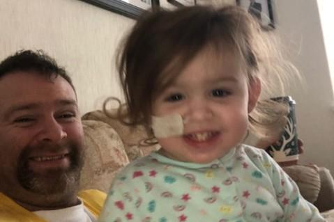 Hartlepool Toddler Needs A Life Changing Transplant After Routine Food Allergy Test Led To Kidney Failure Diagnosis Hartlepool Mail