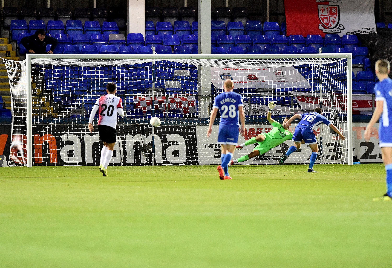 Story of the night: Hartelpool United 1-1 Woking - Noble's