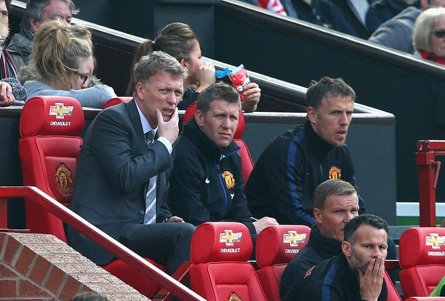 Steve Round worked as David Moyes' assistant at Everton and Manchester United.