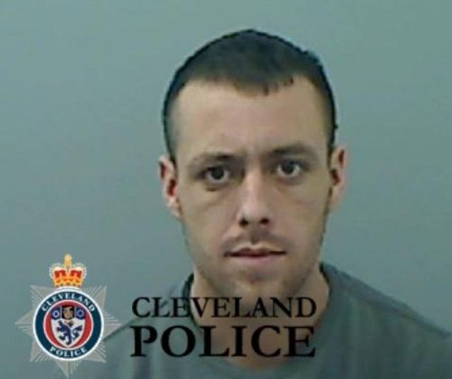 Adam Thomson was jailed for 34 months. Picture: Cleveland Police