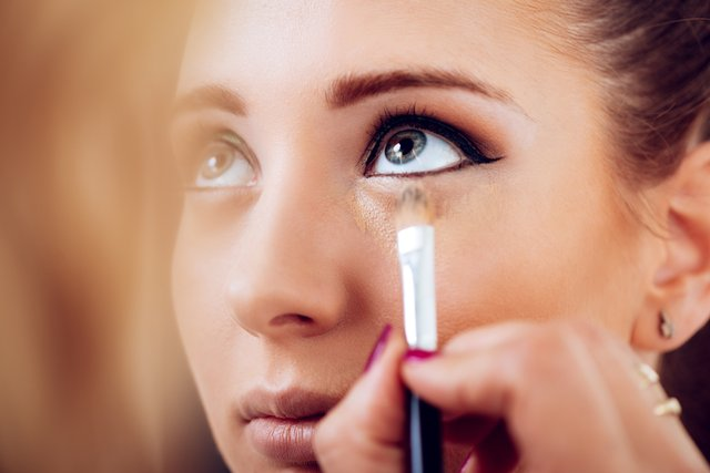 This cheap concealer will do a great job of hiding dark circles