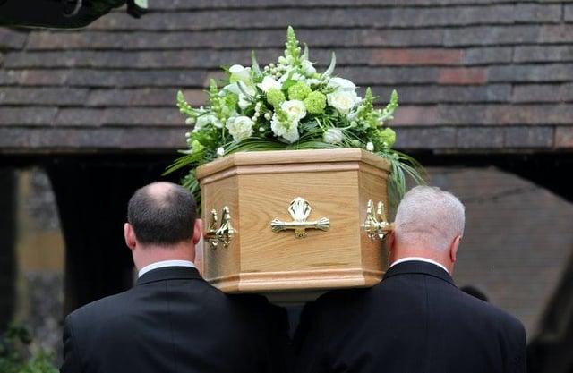 Hartlepool's COVID death toll