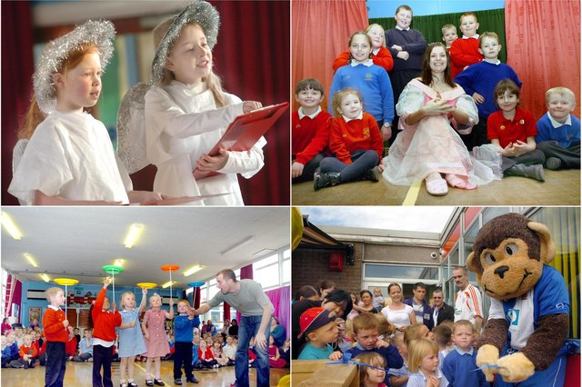 Ward Jackson CE Primary Scenes for you to enjoy. See how many you can remember.
