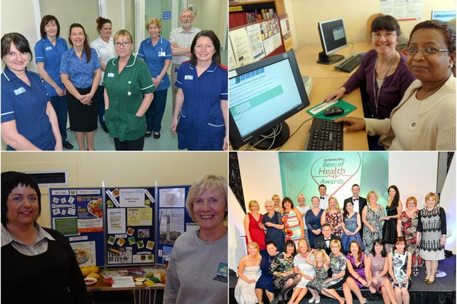 See how many of these NHS scenes you remember.