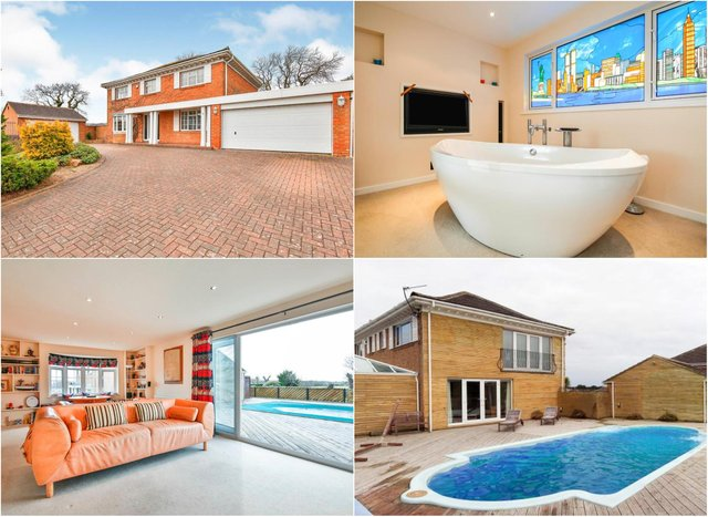 The home is situated in Hartlepool's Hardwick Court./Photo: Rightmove