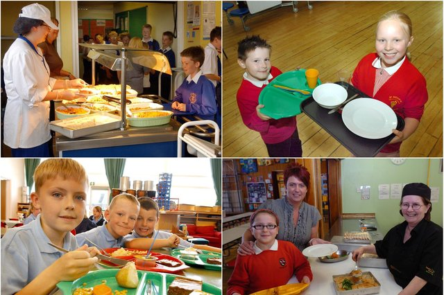 Is there someone you know in our school meals round-up.