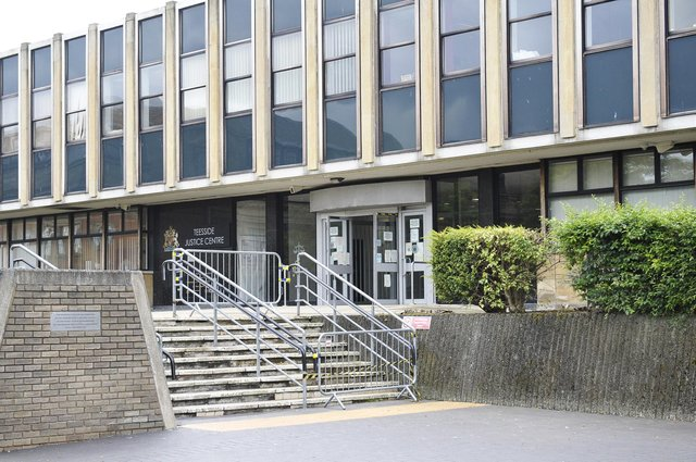 The Hartlepool case was heard at Teesside Magistrates' Court, in Middlesbrough.