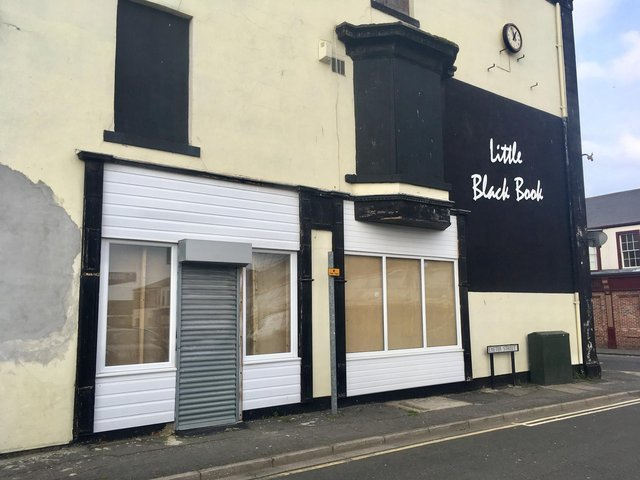 Little Black Book, in Hartlepool, has applied for a new licence.