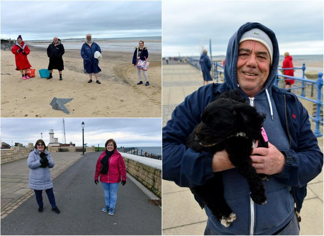 Pictures from Hartlepool on the first day of the latest easing to coronavirus restrictions (Monday, March 29).