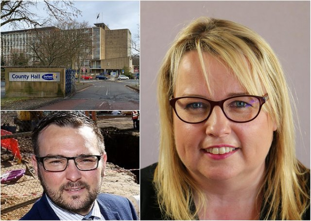 Cllr Amanda Hopgood has been appointed the first female leader of Durham County Council after beating Labour candidate Carl Marshall in a vote.