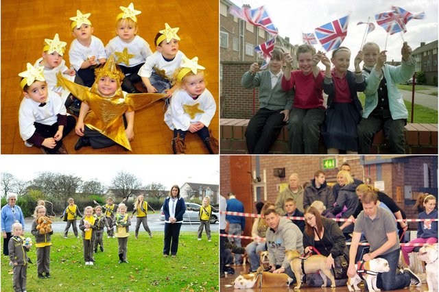 Going retro in Rossmere but how many of these events do you remember?