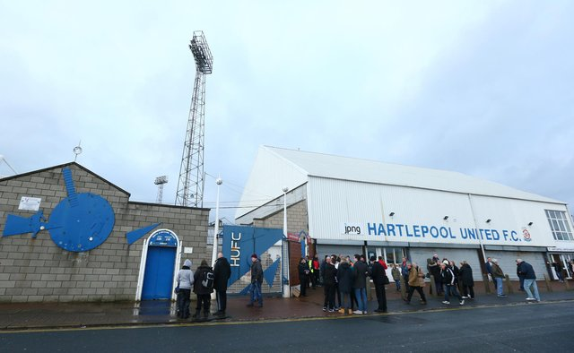The future of Hartlepool United's Victoria Park is to be discussed again by the club and council chiefs.