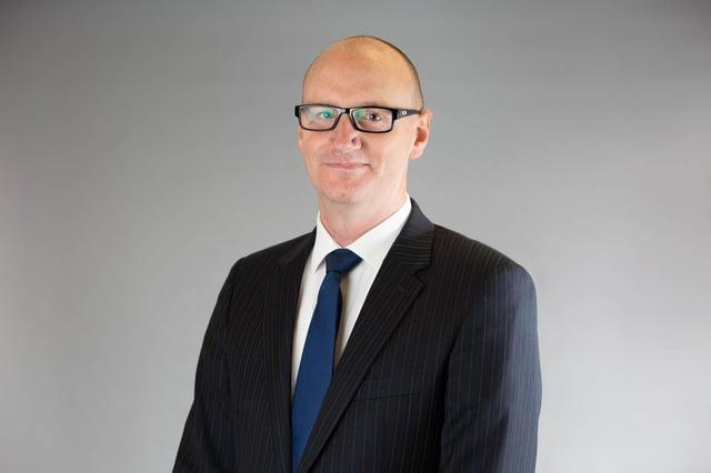 Hartlepool Borough Council leader Shane Moore.