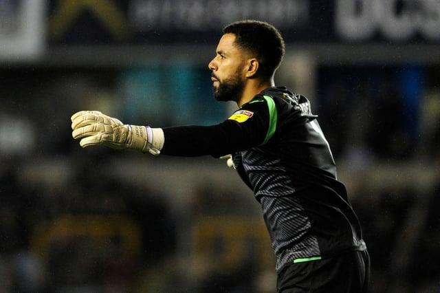 Middlesbrough goalkeeper Jordan Archer.