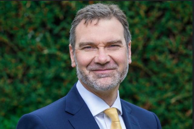 Liberal Democrat candidate Andy Hagon.