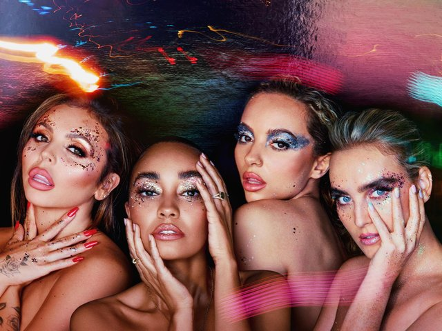 Little Mix have announced their Confetti Tour for 2021.