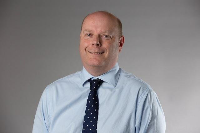 Craig Blundred, director of public health in Hartlepool