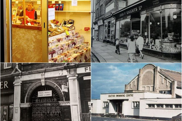 We hope these archive photos bring back reminders of the aromas you remember in Hartlepool.