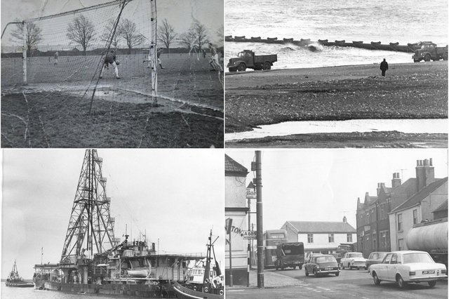 Do these scenes bring back 60s memories of your own?