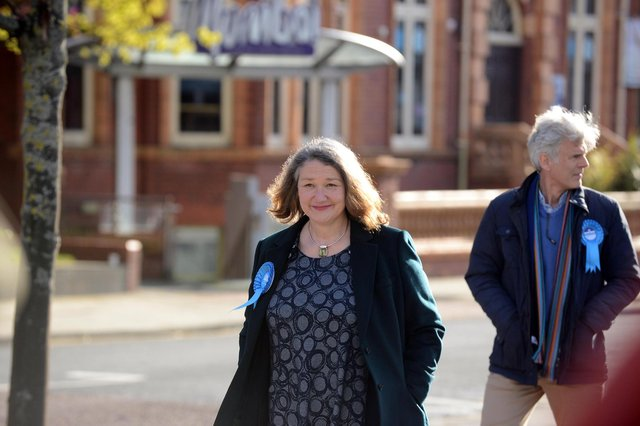 Jill Mortimer is the newly elected Hartlepool Conservative MP.