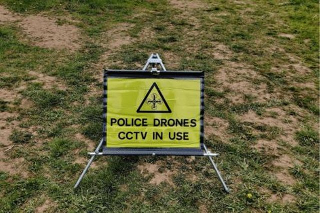The action was in response to a recent increase in complaints about young people causing criminal damage at Ward Jackson park and Summerhill./Photo: Cleveland Police