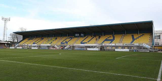Torquay United's ground, Plainmoor  (Photo by Pete Norton/Getty Images)