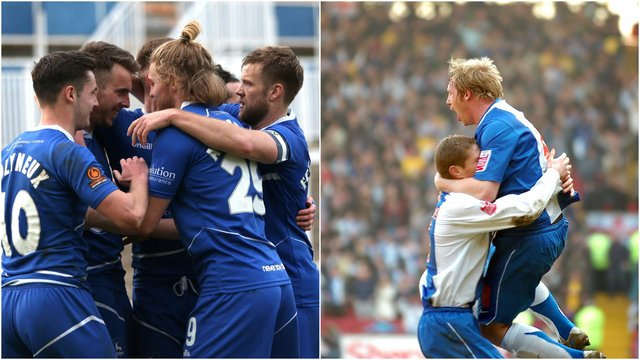 Hartlepool are enjoying their best league campaign since the 2006-07 League Two promotion season.