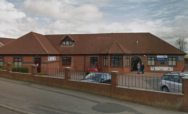 Southdene Medical Centre, in Front Street, Shotton Colliery,  received 95%.
