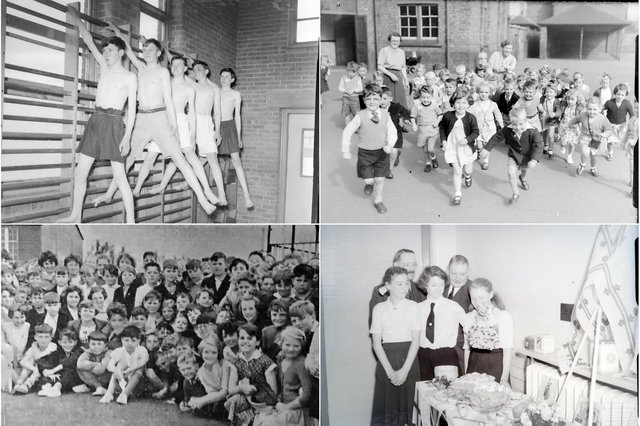 Take a look at our reminders of Hartlepool's schools in a bygone era. How much has the classroom scene changed over the years?