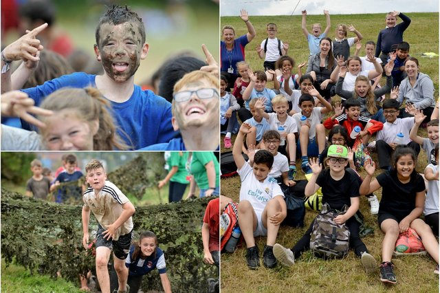 Check out these challenge scenes from High Tunstall.