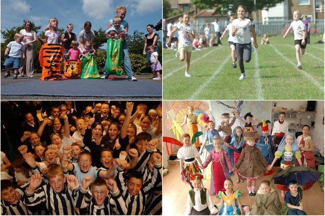 Super summer scenes but how many people do you recognise?