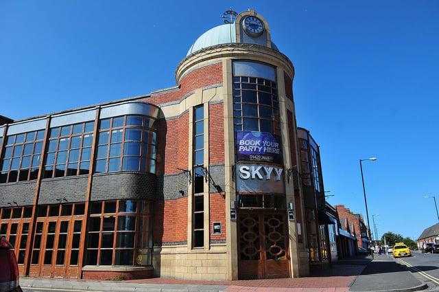 Skyy Bar in Avenue Road, Hartlepool. Picture by FRANK REID