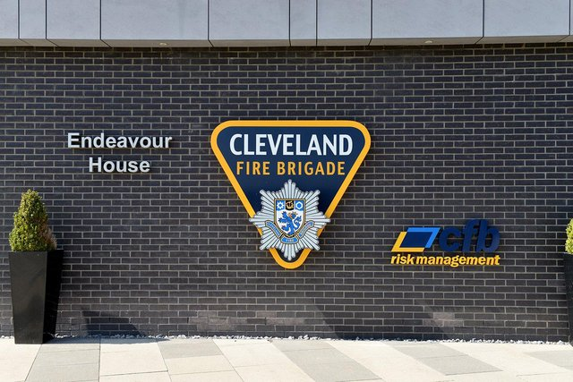 Cleveland Fire Authority Headquarters. Picture by FRANK REID