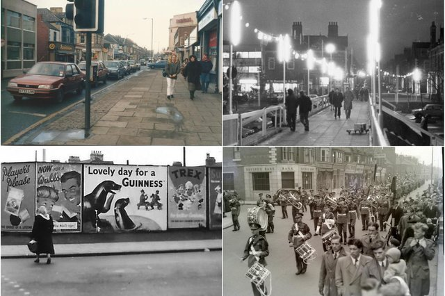 How many of these York Road scenes do you recognise?
