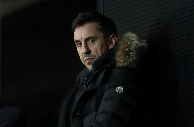 Gary Neville, a co-owner of Salford City and television pundit, has shared the petition today.